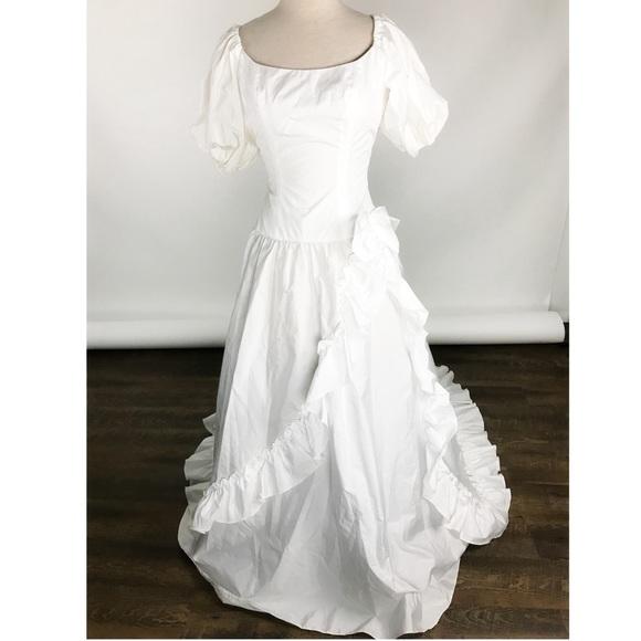 Sylvia Ann Dresses | Vintage Wedding Dress | Poshmark